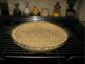 Paleo Nut Pie Crust Amazing