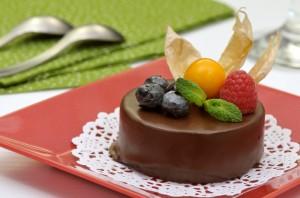 Tina's Paleo Chocolate Decadent Cake