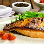 Paleo Maple Salmon