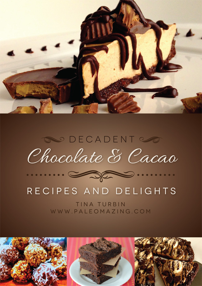 Decadent Chocolate Book