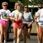 women running- sports