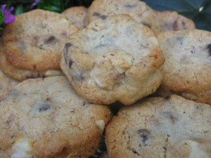 Tina's Amazing Chocolate Chip Cookies