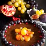 Raw chocolate pie crust