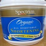 Spectrum Palm Oil Shortening