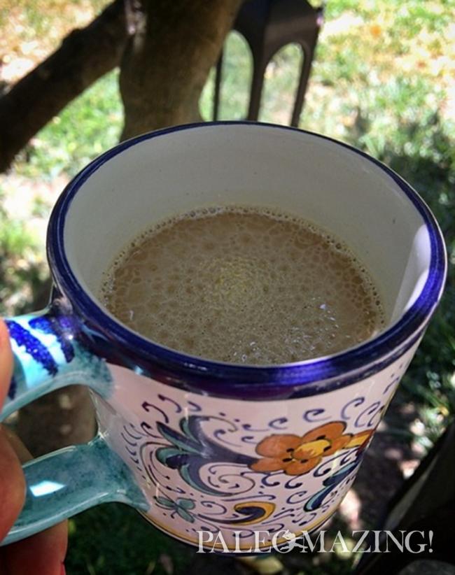 Tina's Bulletproof Coffee – Dairy Free