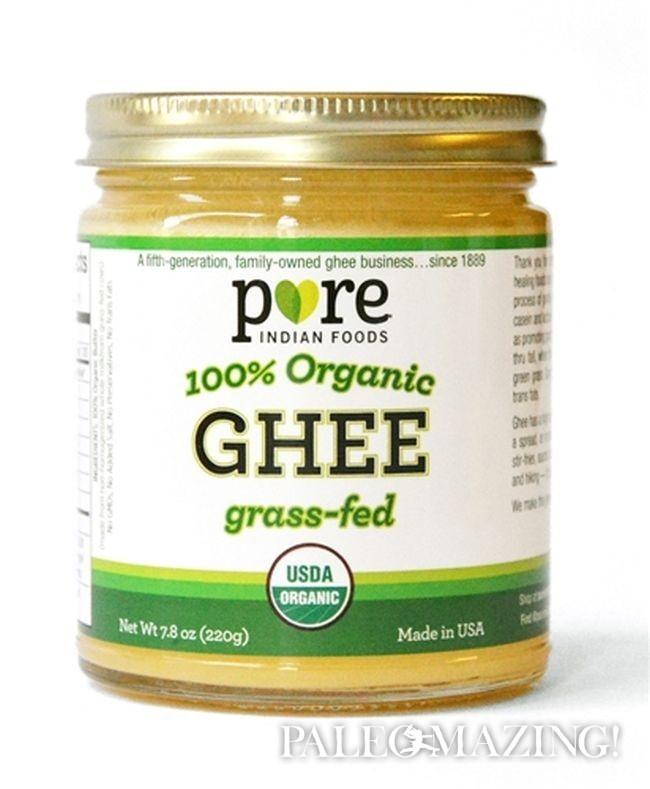 Pure Indian Foods – Ghee