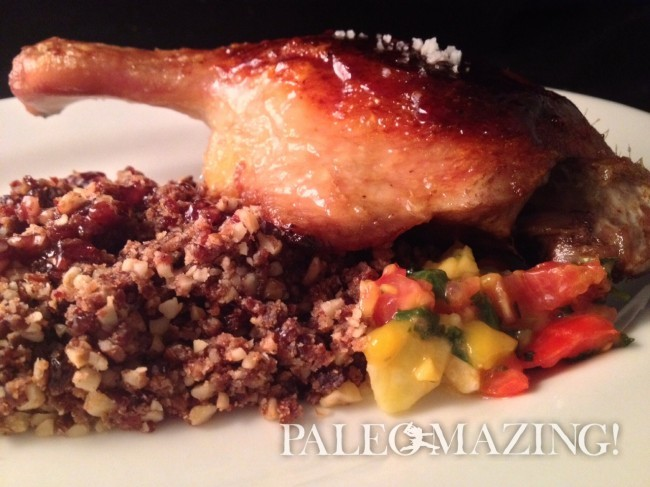 My Honeyville Paleo Stuffing