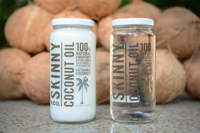 Skinny Coconut Oil
