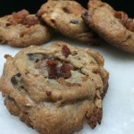 Nutbutter Bacon Cookies