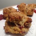Paleo Strawberry Muffins