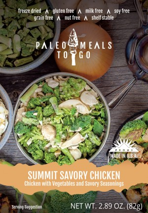 Paleo Meals to go - chicken
