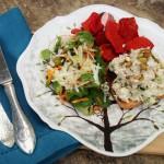 Paleo Chicken Salad with a Crunch