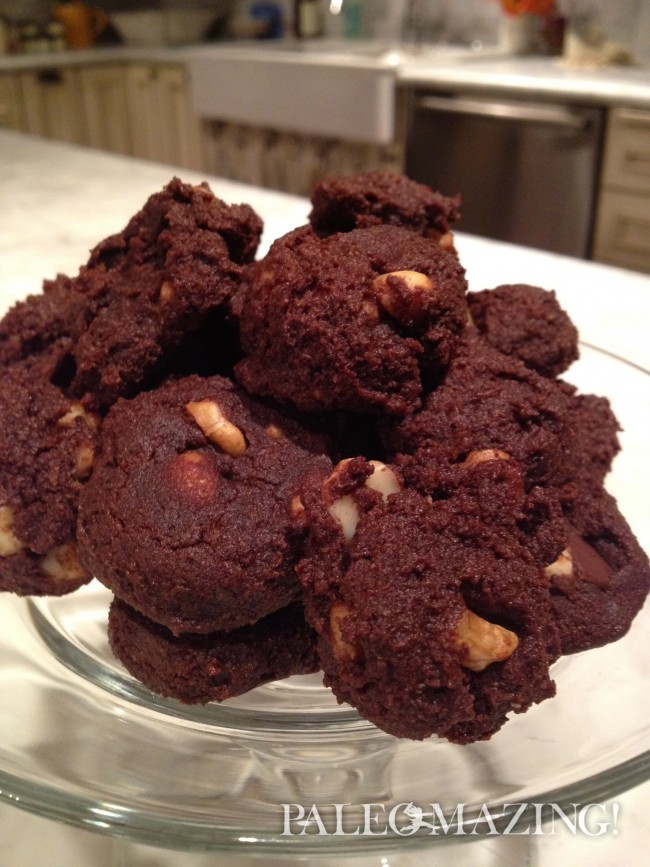 Paleo Gluten Free Tahini Cookies