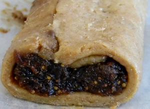 Paleo fig cookies