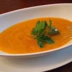 Curried Carrot Soup from Gray hayes
