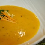 Orange and Carrot Paleo Soup