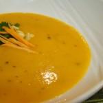 Orange and Carrot Paleo Soup