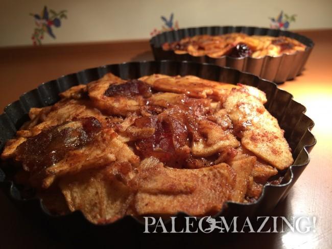 Paleo Apple Tarts | Paleomazing
