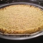 Cauliflower crust for pizza