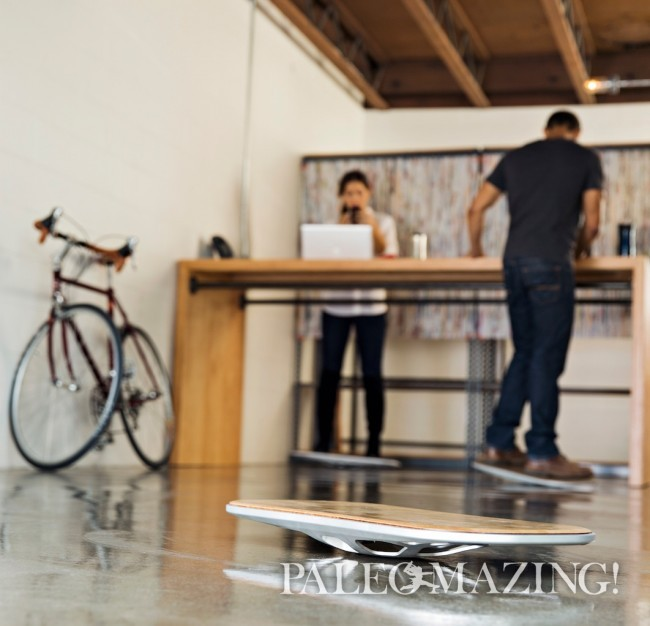 Stand Up Desk – Get the Level by Fluidstance