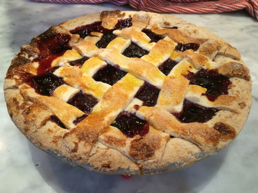 Cherry Pie - Paleo and Gluten-Free 2