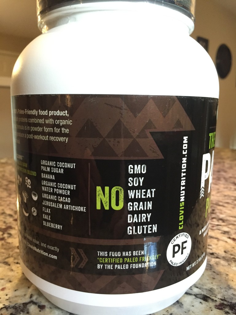 Perfect paleo powder 2