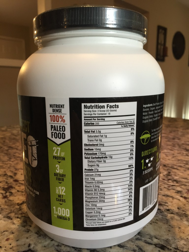 Perfect paleo powder 3