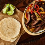 Paleo citrus fajitas featured