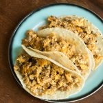 Taco Day with Paleo Beef Chorizo and Egg
