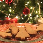 paleo christmas cutout cookies