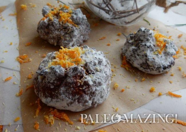 Paleo Snow Balls