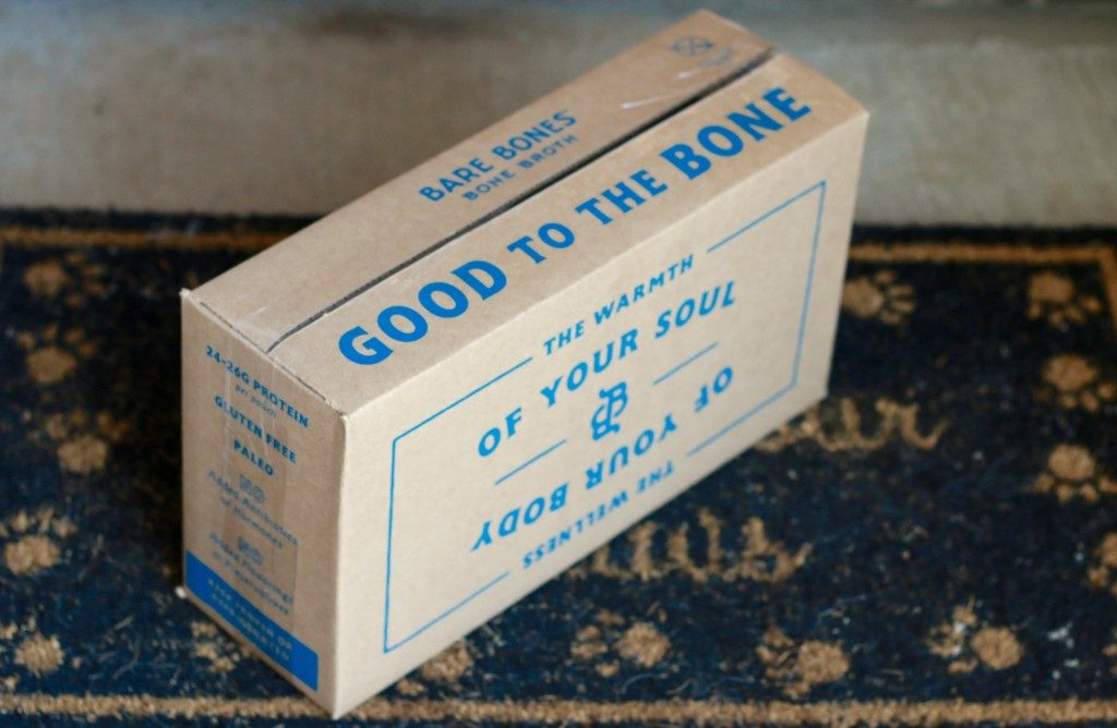 bare bones broth box