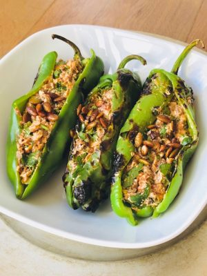 Zest Mexican Chili Rellenos 4