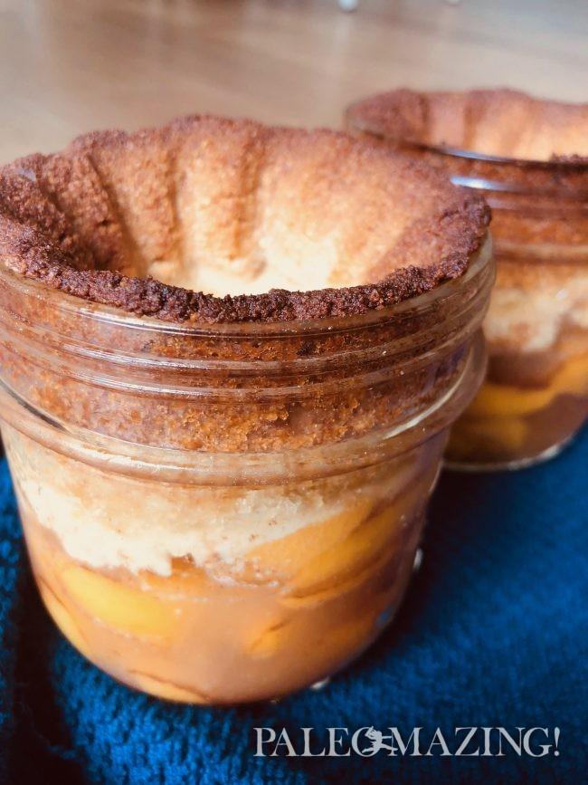 Paleo Peach Pots