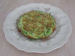 Paleo Zucchini Frittata
