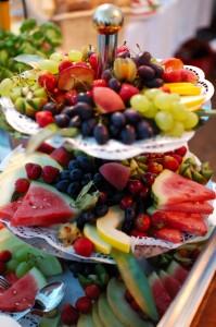Paleo Fruit Summer Platter