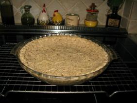 Paleo Nut Pie Crust Amazing