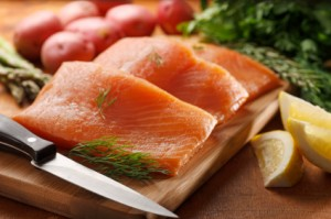 Paleo Maple Salmon