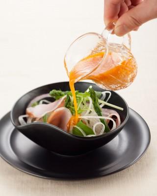 Paleo Salad Dressing with Dijon Balsamic