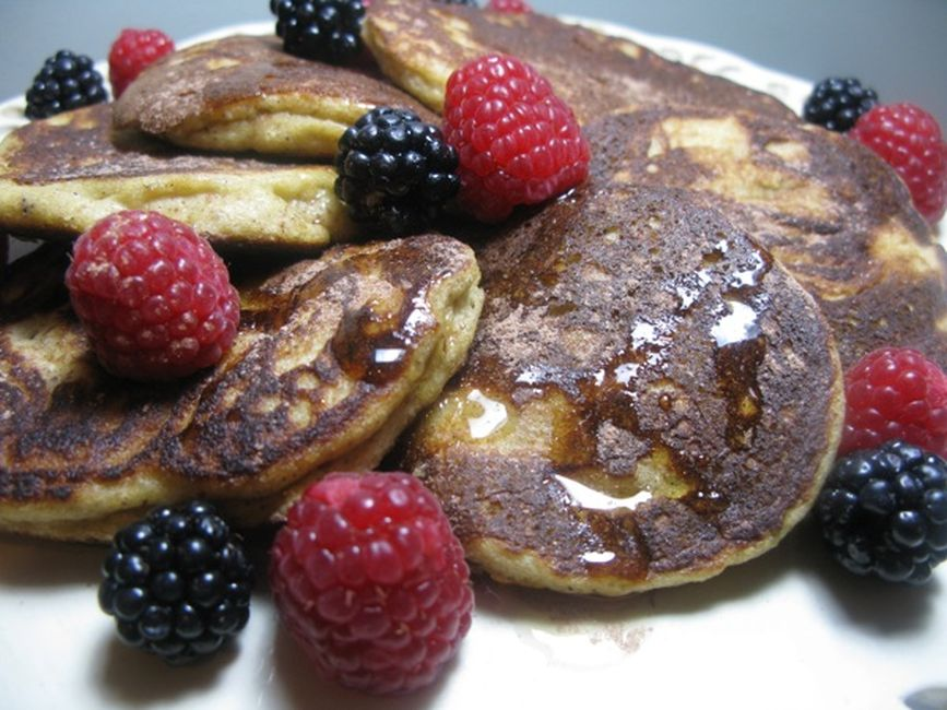 paleo gluten free pancakes quick and easy