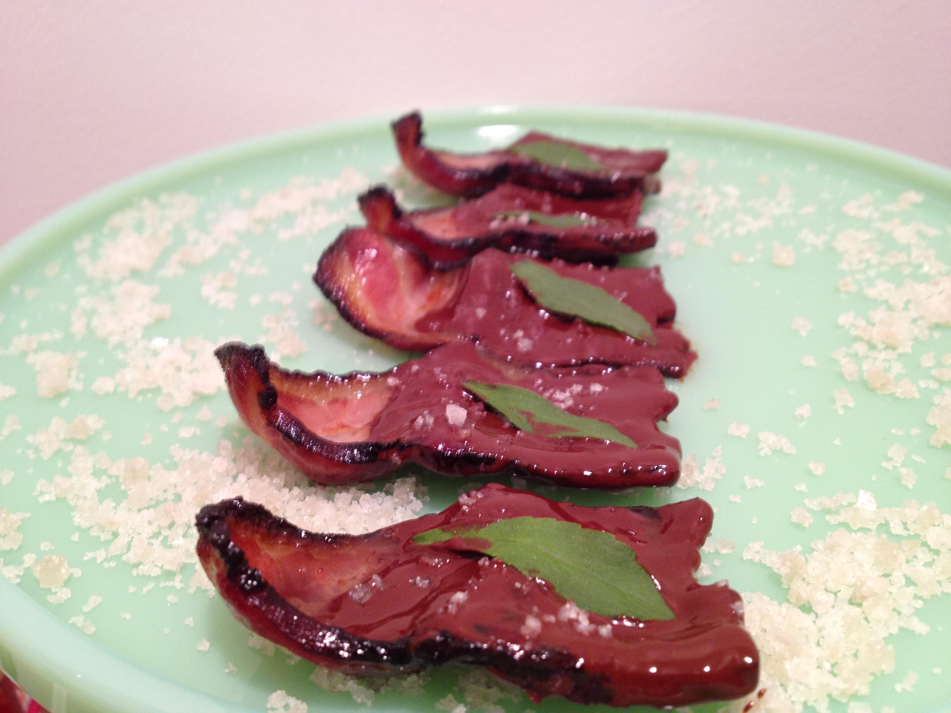 Paleo Bacon Chocolate