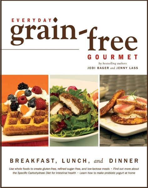 Paleo – Everyday Grain-Free Gourmet Cookbook