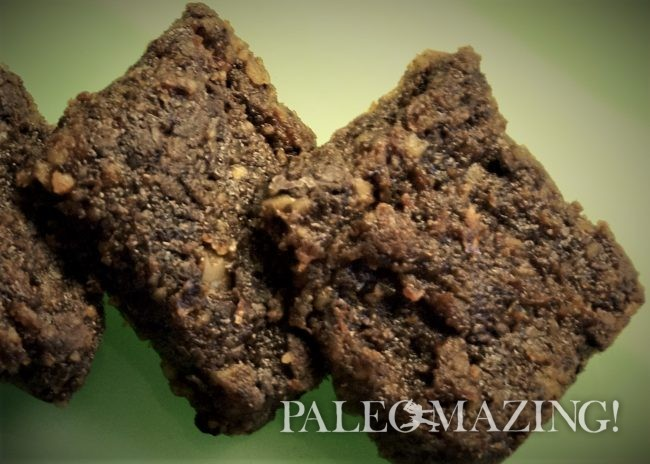Paleo Healthy Chocolate Treats