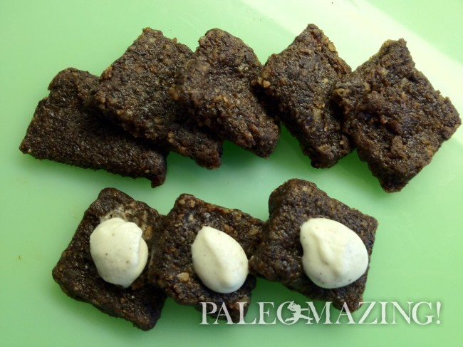 Paleo Peppermint Patties – Cacao Squares Raw
