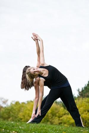 2 gals yoga