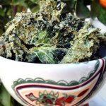 paleo chips kale chipotle appetizer