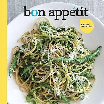 Bon Appetit Recipe Organizer