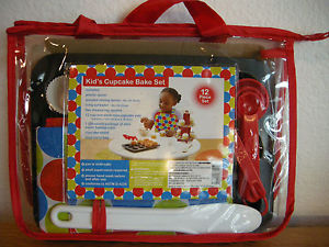 Kid's Cupcake Bake Set