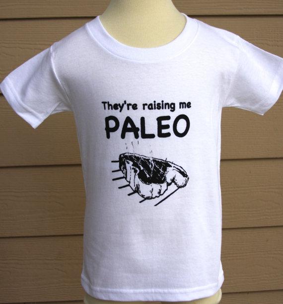 Paleo Kids Shirt