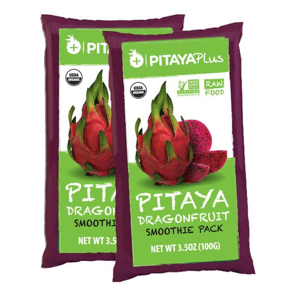 Pitaya plus smoothie packs